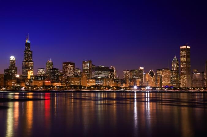 Best. Skyline. Ever. (courtesy of blog.chicagodetours.com)