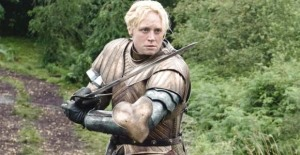 Brienne of Tarth (courtesy of pandawhale.com)