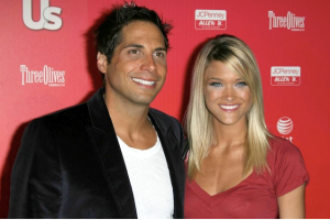 Joe Francis and his co-star. (photo courtesy of LAist.com)
