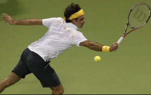 The Ass Master: Roger Federer (via Men's Tennis Forum)
